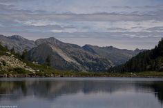 In der Natur unterwegs: Vier Täler, drei Pässe im Locarnese - Lago della Cavegna - #ExpeditionLocarnese