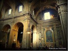 Cattedrale di San Giorgio interno1, Ferrara, Italia - St. George's Cathedral interior1, Ferrara, Italy - Property and Copyrights of FEdetails.net (c) 2013