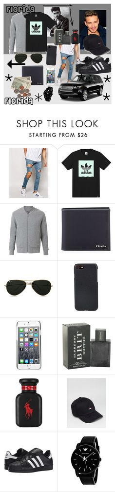 """Untitled #109"" by floridanuha ❤ liked on Polyvore featuring Payne, ASOS, adidas, Witchery, Prada, Topman, Shinola, Kenzo, Ralph Lauren and Hilfiger Denim"