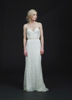 Sarah Seven 2015 Fall Wedding Dresses #wedding #dresses #gown #bridal #love