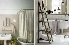 shabby chic bathrooms - Google Search