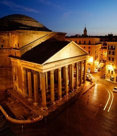 The Pantheon, Rome.