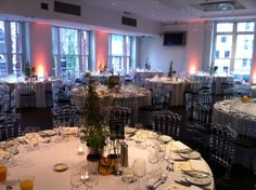 The David Lean Room - Wedding Breakfast