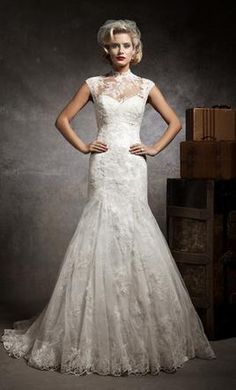Justin Alexander 8641: buy this dress for a fraction of the salon price on PreOwnedWeddingDresses.com