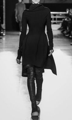 Visions of the Future: Rick Owens FW14 Moody