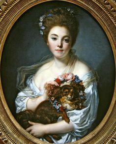 Madame de Porcin (1774), Jean Baptiste Greuze
