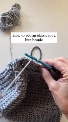 Crochet Kids Hats, Crochet Crafts, Crochet Clothes, Crochet Quilt, Crochet Stitches, Knit Crochet, Modern Crochet Patterns, Knitting Patterns, Yarn Projects