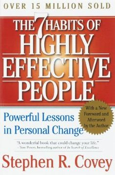 The 7 Habits of Highly Effective People: Powerful Lessons in Personal Change:Amazon:Books