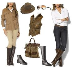 Camel Riding in Dubai outfit