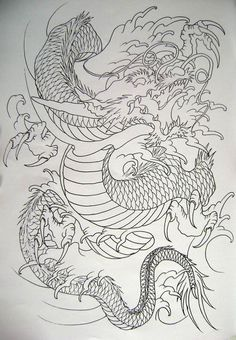 Dragon 12 from my book...