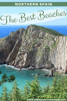 3 Beaches to Awaken Your Wanderlust / North Spain – Travel Destinations Mexico Travel, Spain Travel, Florida Travel, Europe Travel Guide, Travel Destinations, Travel Guides, Travel Tips, All About Spain, Spain Road Trip