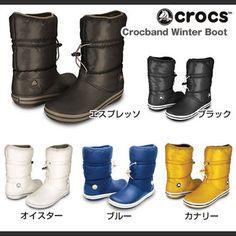 Crocs clock band winter boots women Crocs Crocband Winter Boot Women