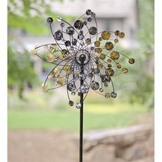 garden art decor aluminum - Google Search
