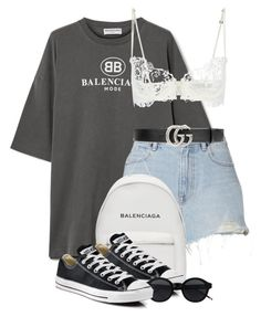 Discovered by vodkabitchess. Find images and videos on We Heart It - the app to get lost in what you love. Teenage Outfits, Teen Fashion Outfits, Mode Outfits, College Outfits, Retro Outfits, Girl Outfits, Summer Outfits, 80s Fashion, Fall Fashion