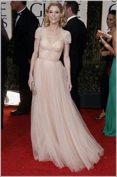 Another view of Julie Bowen's dress.