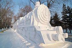 Harbin Snow Festival, China