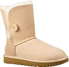 UGG Shoes - Introducing you to the new UGG Bailey Button II Boot for women. This boot is a revamped version of the best-loved classic Bailey Button Boot. - #uggshoes #sandshoes