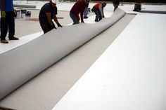 Over the last several years, it seemed as if TPO supporters have wanted to push the membrane onto every roof. Single Ply Roofing, Commercial Roofing, Flat Roof, Cladding, Strength, Weather, Construction, Blog, Building