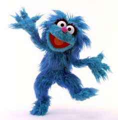 blue muppet - Google Search