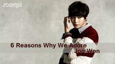 140724: 6 Reasons Why We Adore Joo Won