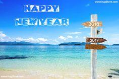 Happy New Year 2018 Screensaver Image