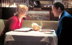 Emily Watson and Adam Sandlers in Punch-Drunk Love