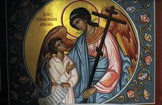 "St. Anastasius of Sinai teaches: ""To every Christian is given an angel from God to guard him all his life unless someone through evil deeds drives him away. But as the snake drives away bees and evil smell drives away pigeons, thus our sins drive away the guardian angel of our life: drunkenness, adultery, anger and so forth. The angel of every faithful man leads him to every good deed, while the demons exert to scandalize the faithful ones and to deprive them of the Kingdom of Heaven."