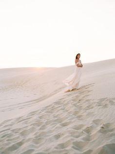 Sarah Seven Lafayette Among The Sand Dunes: