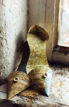 Mapshoes