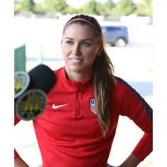 Alex Morgan. (Instagram)