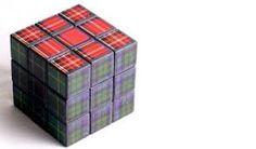 Plaid Rubix!