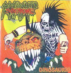sindrome del punk - Dinosaurio
