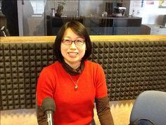 今日のアイタイムゲストは、もりのギャラリーの森和子さんがいらっしゃいました!