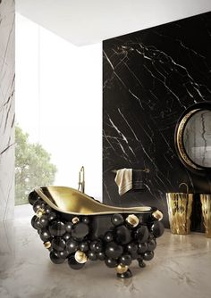 Come to Maison & Objet Paris and know all the novelties about Maison Valentina at Hall and our partners Brabbu (HALL - and Boca do Lobo (HALL 7 Stand: Luxury Interior, Luxury Furniture, Rustic Furniture, Black Furniture, Art Furniture, Furniture Stores, Bathroom Furniture, Contemporary Interior, Furniture Design
