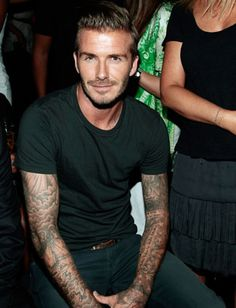 I would bend it for..i meant like Beckham anytime