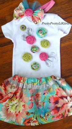 Baby Girl Clothes Girls Dress Toddler Girl by PrettyPrettyLilGirls, $33.99