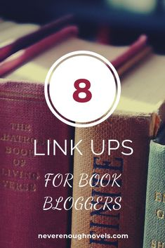 A list of the best linkups for book bloggers. This bookish link up guide is a must-read blogging tip for any book blogger. Find out which book blogs host bookish link ups for book reviews, book lists, and more!