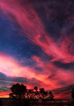 Cielo de Atardecer