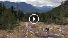 Watch: Ripping Techy Singletrack on a Drop-Bar Adventure Bike.