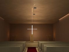Church Interior by artchung  8 D, via Flickr