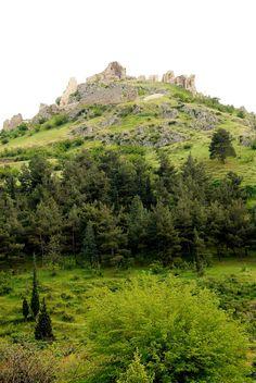 Woman-Castle of Kilkis Castle, Country Roads, The Unit, Mountains, Landscape, Regional, Nature, Pictures, Travel