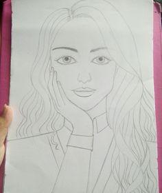 Drawing by Vanessa Keng