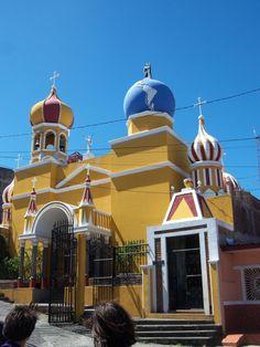 Parroquia de Nuestra señora del perpetuo socorro , Boaco Nicaragua.