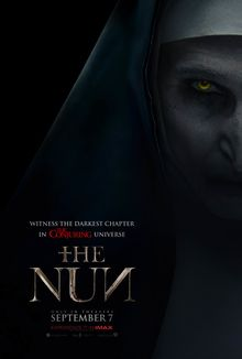 The Nun movie poster Fantastic Movie posters movie posters movie posters movie posters movie posters movie posters movie Posters Horror Movie Posters, Horror Movies, Peliculas Online Hd, Movie 20, Hindi Movies, Free Tv Shows, Kino Film, Movies To Watch Online, Watch Movies