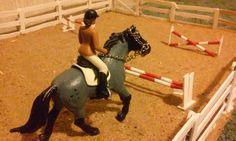Name: Huckleberry. Breed: American Quarter Horse. Gender: Stallion. Owner: Horses Too Love.