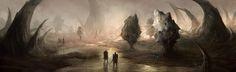 Warhammer OnLine - Daarken - DE Plain_of_Spiders