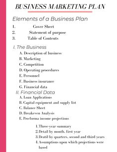 Creating A Business Plan, Event Planning Business, Business Planner, Business Goals, Small Business Marketing, Bakery Business Plan, Salon Business Plan, Business Management, Successful Business Tips