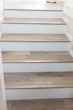 We have new stair railing! | Jenna Sue Design Blog