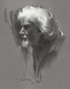 Nathan Fowkes Art: Coming Soon: Online Portrait Drawing Class!