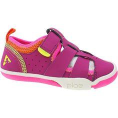 BNIB Clarks Girls Lil Folk Boo Tan Suede Air Spring Hi Top Shoes